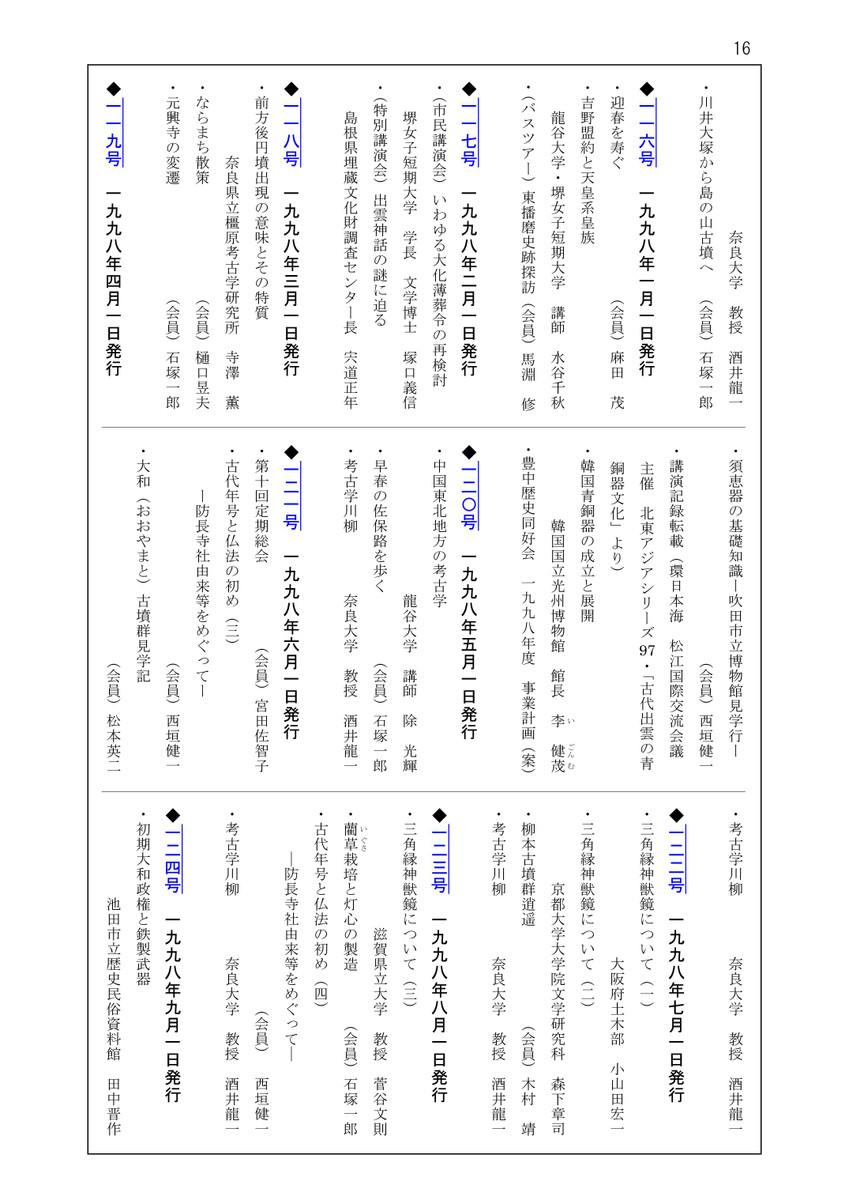 つどい300号記念総目録: 豊中歴...